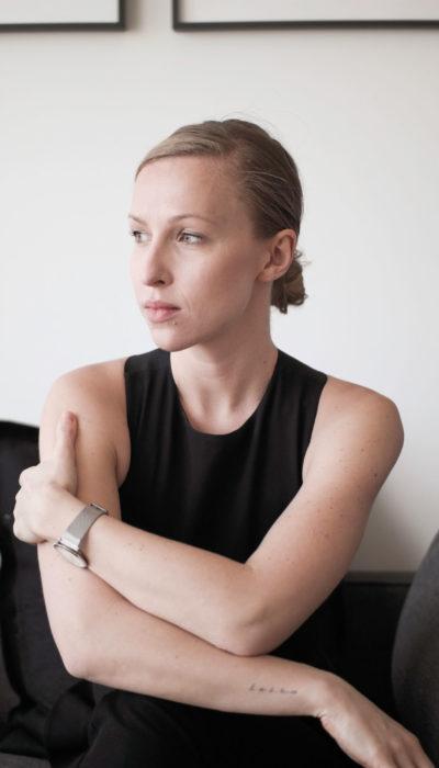Landowska portrait